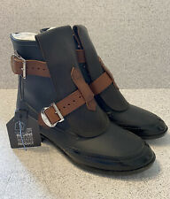 Vivienne Westwood Men's Brown Ankle Boots Size 43 / US 10 New In Box $330 Rare!