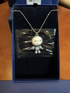 Swarovski Eliot Blue Pendant Necklace Jewelry - 1084490