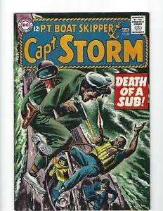 CAPT. STORM P.T. SKIPPER #8 - NICE VF 8.0 - GREYTONE - 1965 - $49 B.I.N. O.B.O.