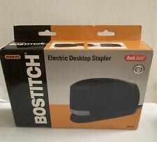 Bostitch 02210 30 Sheet Electric Stapler Black New