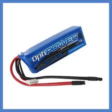 14.8v 2150mAh 4S 35C Optipower Lipo Cell Battery OPR21504S