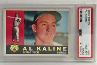 1960 Topps #50 Al Kaline PSA NM-MT 8