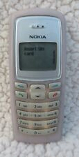 Nokia 2100 - Pink (Unlocked, Any Network) Good Condition Mobile Phone