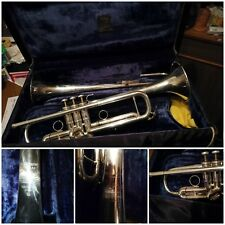 Tromba Trumpet Bach stradivarius Post Vernon model 43 DOUBLE bell doppia campana