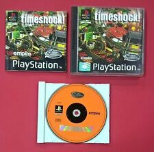 Pro Pinball : TimeShock! - PLAYSTATION - PS1 - PSX - USADO - EN BUEN ESTADO