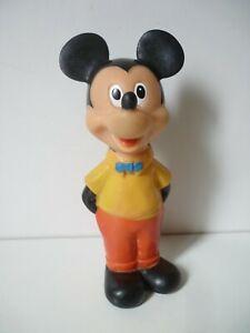 Pouet Mickey [ 21cm ] / Walt Disney Production DELACOSTE 1969
