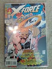 x force arcade shatterstar marvel comic 1993