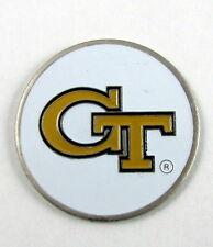5 NCAA Collegiate Golf Ballmark Ballmarker Ball mark ballmark Georgia Tech GT