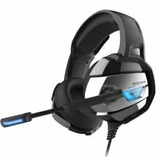 Koition Each G2000 Blue Over the Ear Gaming Headsets