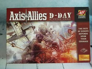 Avalon Hill Axis & Allies D-Day