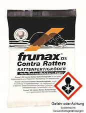 frunax® DS Rattenfertigköder 10x 200g