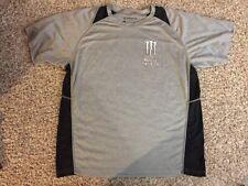 Monster Energy Drink Logo Muscle T Shirt Men's Size XL
