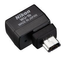 Nikon WU-1b Wi-Fi Wireless Mobile Adapter Connector D600 Nikon 1 V2 F/S tracking