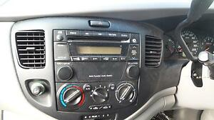 MAZDA MPV RADIO CD PLAYER STEREO