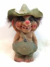 Vintage Norwegian Nyform Gnome Elf Troll Doll Collectible Gift