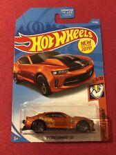 Hot Wheels 2019 - '18 Chevy Copo Camaro Ss - Copper - #71 Hw12-120718 - *Nip*