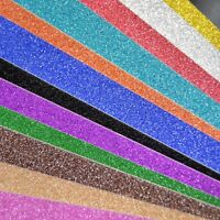 A4 Glitter Card None Shed. Choose from 12 colours Choose quantity