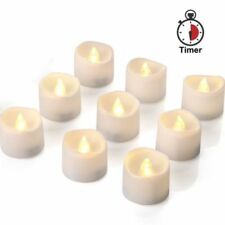 Unscented Pets Round Candles & Tea Lights