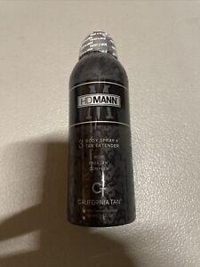 California Tan HD Mann Step 3 Body Spray + Tan Extender 5 Oz RARE