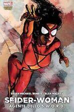 Spider-Woman Agente dello S.W.O.R.D. Marvel Greatest Hits panini comics