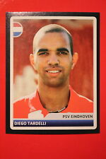 PANINI CHAMPIONS LEAGUE 2006/07 # 205 PSV EINDHOVEN TARDELLI  BLACK BACK MINT!