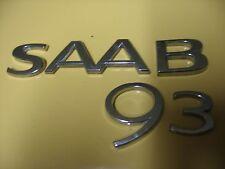 SAAB 93 EMBLEM
