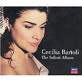 Cecilia Bartoli The Salieri Album, classical, Decca, digibook, 1 CD, 2003