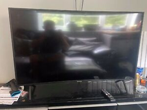 49 inch curve Samsung smart tv range great quality and speakers
