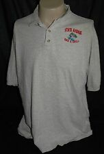 Vintage State Avenue Bar & Grill Polo Style Shirt Men's XL