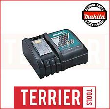 Genuine Makita DC18RC 7.2V-18V LXT Multi-Voltage Compact Charger