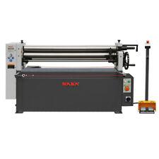 Kaka industrial ESR-5113 Electric Slip Roll Machine, Plate Rolling Machines