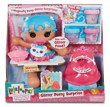 Lalaloopsy - Glitter Potty Surprise -  Mittens - Fluff N Stuff - Kids Doll