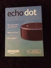 Amazon Echo Dot 2nd Generation Voice Enable Smart Assistant - New In Packaging