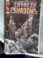 CRYPT OF SHADOWS #1 CVR A Marvel Comics 2019 NM !!