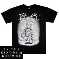Psycroptic Statue As Kingdom Drowns Shirt S-XXL Officl Death Metal Band T-Shirt