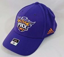 NBA Phoenix Suns Licensed Flex Fit Hat Adidas Ball Cap Large / XL - NEW w/ TAGS!