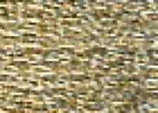 Trenzados DMC hilo efecto de luz metálicas E3821 para el bordado & Cross Stitch