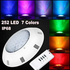 Swimming Pool 12V 252 LED Light RGB + Controller- Bright 7-Colours Waterproof