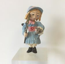 More details for hand painted warwick miniature bo-peep dolls house dollhouse toy nursery shop