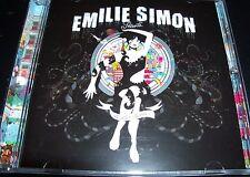 Emilie Simon Presente The Big Machine - Bonus Track - 12 Track CD – Like New