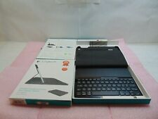 LOT OF 4 LOGITECH ULTRATHIN KEYBOARD FOLIO IPAD AIR 820-006160