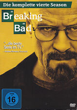 BREAKING BAD - 4 DVD - DIE KOMPLETTE VIERTE SEASON
