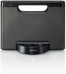 Sony RDPM5IP 30-Pin iPhone/iPod Portable Loud Speaker Dock I Iphone Not Included