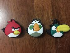 2GB Cute Angry Bird USB Flash Drive x 3 units- Double Side!!! Very Very Cute!!!!