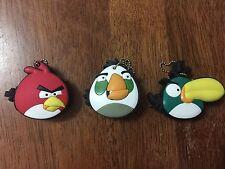 2GB Cute Angry Bird USB Flash Drive x 3 units- Double Side!!! Very Very Cute!!!!