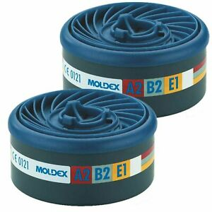 Moldex 9500 EasyLock A2B2E1 Gas Filters Expiry 10/2023