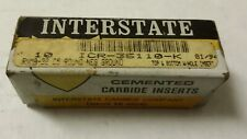 interstate cemented carbide inserts RNMB-32 C5