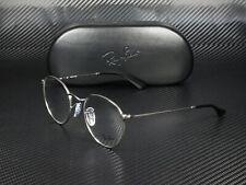 RAY BAN RX3447V 2620 Matte Gunmetal Demo Lens 47 mm Unisex Eyeglasses