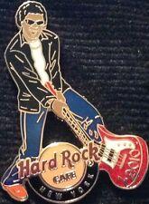 Hard Rock Cafe NEW YORK 2010 GUITAR SMASHER PIN - HRC Catalog #53219 NYC
