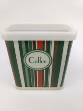 New listing California Pantry Coffee Canister Classic Ceramics 2005